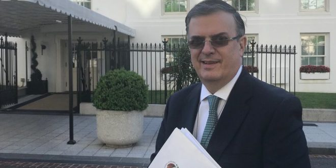 """Expondrá México su posicionamiento sobre aranceles en conferencia """"morningera"""""""