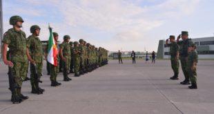 Gobierno Federal publica en el DOF el reglamento de la Ley de la Guardia Nacional