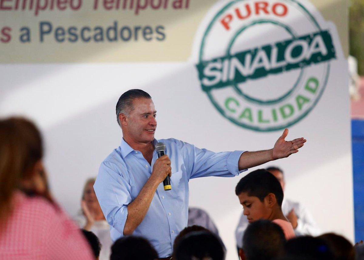 ¡Histórico! Cuenta Pública 2018 de Sinaloa no obtiene observaciones de la ASF, Quirino