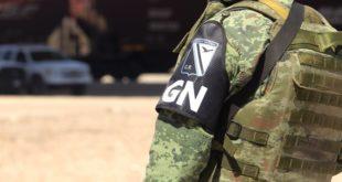 Desplegarán casi 3 mil elementos de la Guardia Nacional en la CDMX