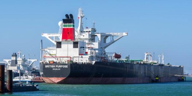 Acusa Reino Unido a Irán de intentar bloquear el paso a petrolero británico