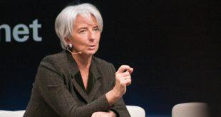 Renuncia Christine Lagarde temporalmente a dirigencia del FMI