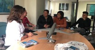 Sectur SLP y agencias turísticas se coordinan para apuntalar nueva ruta aérea