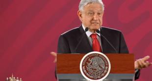 Celebra AMLO que Trump haya desistido de imponer aranceles a México
