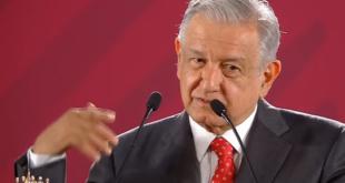 No voy a pelearme con Banxico: AMLO