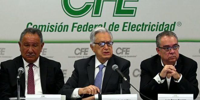Transportadoras iniciaron procesos de arbitraje, no nosotros: CFE