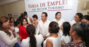 Preparan feria de empleo para sector turismo en Playa del Carmen y Cancún