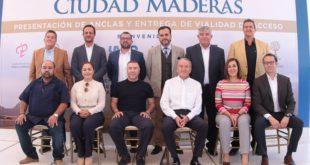 Invertirá gobierno de SLP 10 mil mdp en complejo de Ciudad Maderas