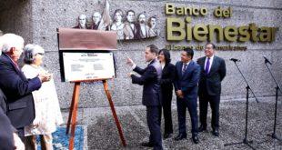 Arranca operaciones Banco del Bienestar