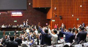 Diputados aprueban en lo general y lo particular Ley de Extinción de Dominio