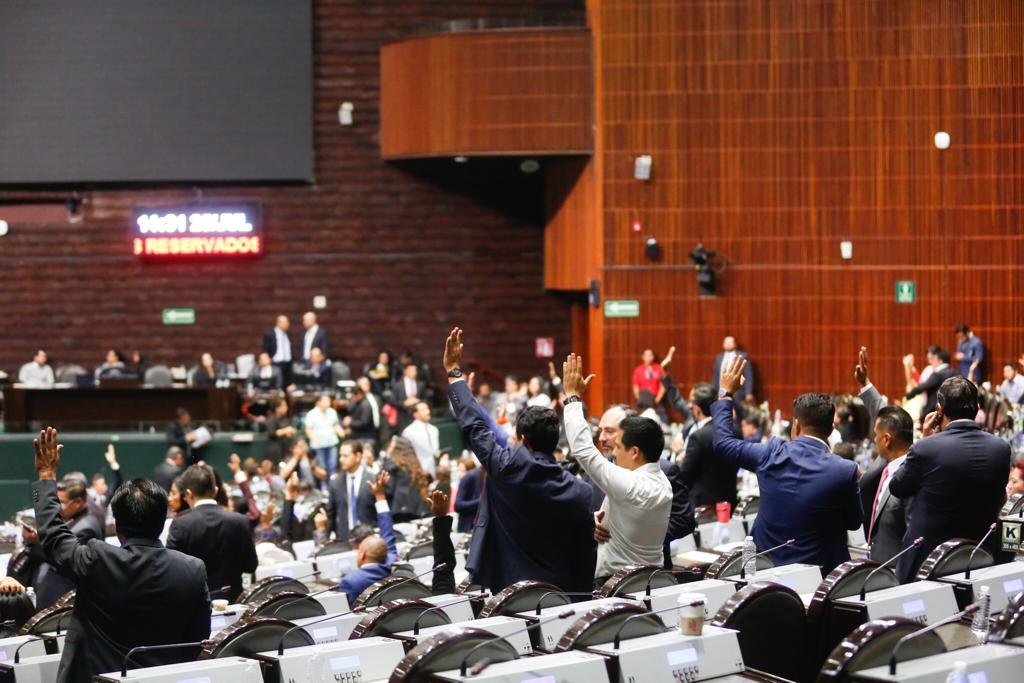 outsourcing, Ley de Ingresos 2020 recibe aprobación de diputados