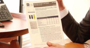 Alcanza ayuntamiento de SLP su mejor calificación crediticia en 8 años