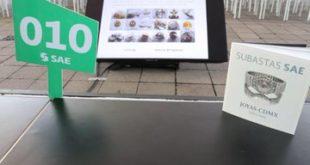 Subasta de joyas incautadas registra 70 compradores