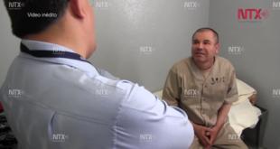 """En México, """"El Chapo"""" reclamaba más horas de suelo y salir al patio (VIDEO)"""