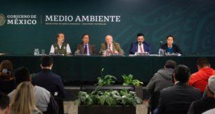 Evalúa Semarnat suspender a Grupo México por accidentes ambientales