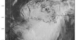 Barry amenaza Luisiana como huracán categoría 1