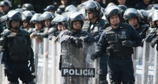No hay razón para 'amotinamiento' de policías federales: AMLO