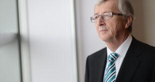 Hospitalizan a Jean-Claude Juncker, presidente de la Comisión Europea