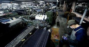 Se contrae actividad industrial en China por cuarto mes consecutivo