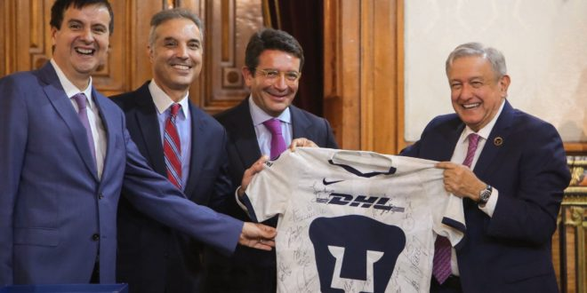 Invertirá DHL 300 mdd en México