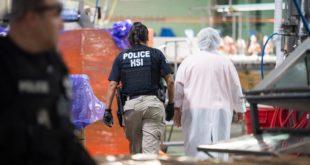 107 los migrantes mexicanos detenidos en regada en Misisipi
