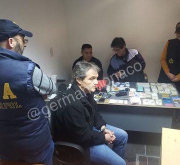 Detienen al empresario Carlos Ahumada en Argentina