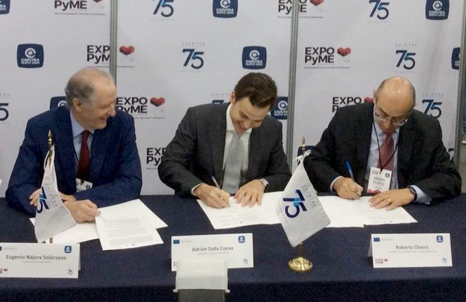 Bancomext-Nafin da banderazo a programa de apoyo a pymes en NL