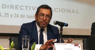 Renuncia Luis Vera a la Agencia de Seguridad Energía y Ambiente