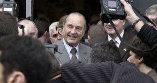Muere el expresidente francés Jacques Chirac a los 86 años