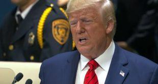 Trump arremete contra prácticas comerciales de China ante la ONU