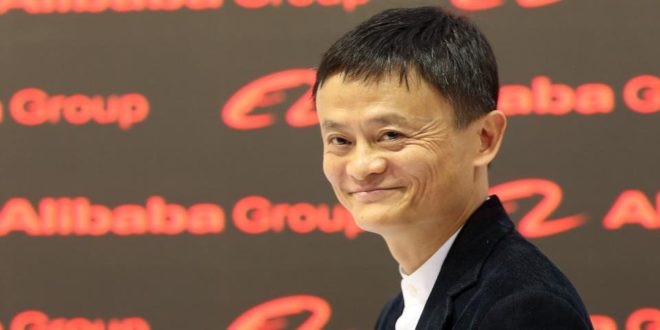 Jack Ma deja la presidencia de Alibaba