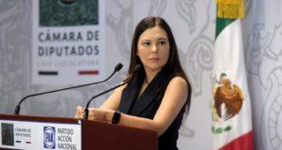 Eligen diputados a Laura Rojas como presidenta de Mesa Directiva