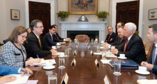 Queda trabajo pendiente con México en tema migratorio, apunta gobierno de EU tras reunión