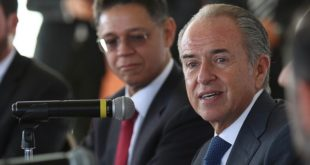 Pacta gobernador de SLP varios proyectos de infraestructura para el estado