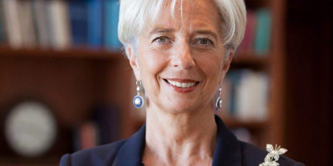 Aprueban eurodiputados nominación de Lagarde como presidenta del BCE