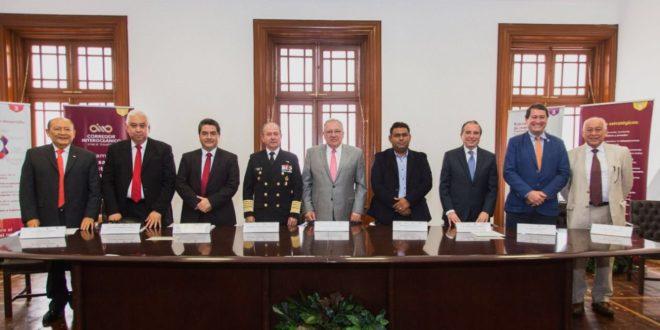 Firma Corredor del Istmo convenios con instituciones educativas y de investigación