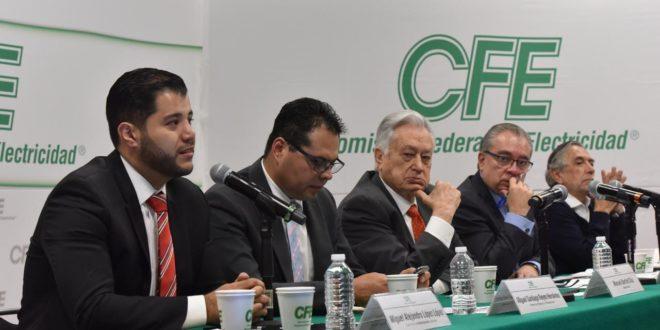 Quedan dos gasoductos por negociar con TC Energía, apunta CFE