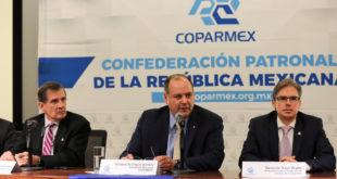 Paquete Económico 2020 es 'ortodoxo y muy optimista': Coparmex