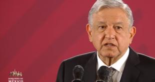 """AMLO defiende a Pemex de calificadoras; tiene """"otros datos"""""""