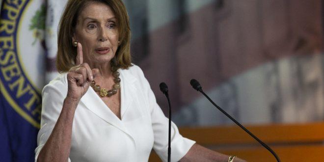 Ratificación del T-MEC sigue avanzando, asegura Nancy Pelosi, Trump