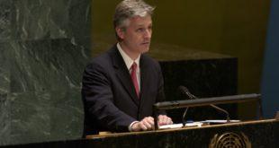 Designa Trump a Robert O'Brien como Asesor de Seguridad Nacional