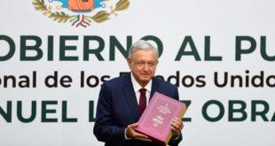Primer Informe de Gobierno: ¿qué dijo AMLO?