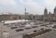 Inicia el Desfile Miliar por el 209 aniversario del inicio de la lucha por la Independencia