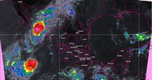 Alertan a Sonora y Sinaloa por huracán Lorena, de categoría 1