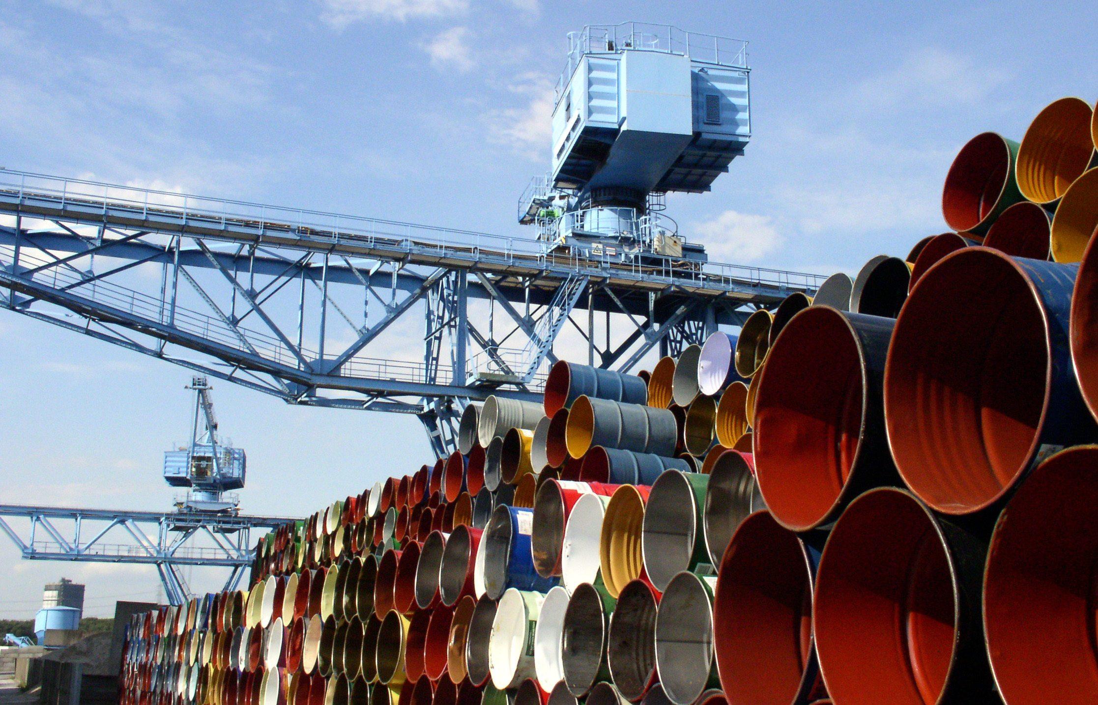 Producción petrolera se recuperará para finales de septiembre, estima gobierno saudí, petróleo, mezcla mexicana, crudo