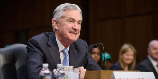 Economía de EU se encuentra 'en buen estado': Jerome Powell