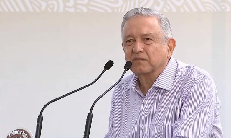 Conservadores quieren ver a México convertido en un cementerio: AMLO