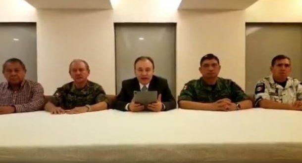 Confirma gobierno federal captura en Culiacán del hijo de 'El Chapo'