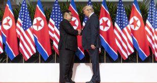Confirma EU diálogo nuclear con Corea del Norte la próxima semana