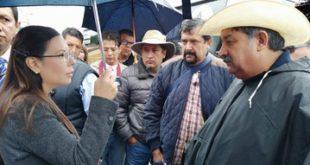 Suspenden labores en Cámara de Diputados por bloqueo de campesinos